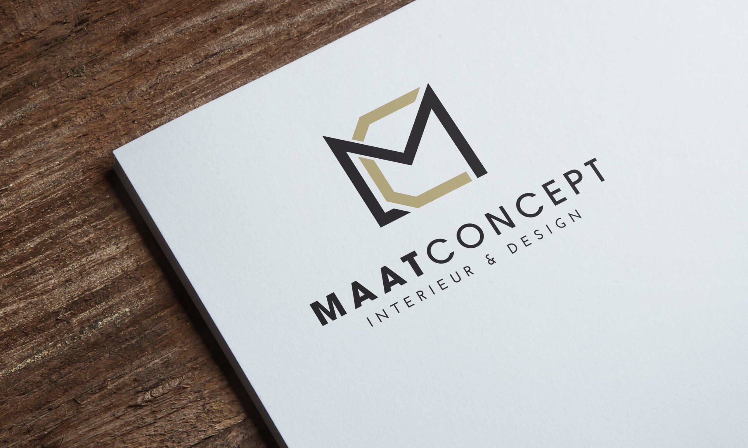 Logo Maatconcept by EveKuypers